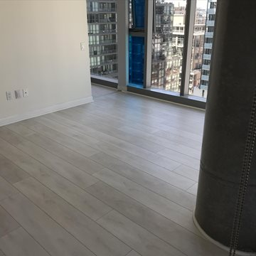 Flooring installation Toronto Laminate Hardwood and Vinyl Flooring