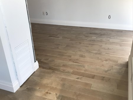Another Happy client- Maple Engineered hardwood flooring 10918 another happy client  maple engineered hardwood flooring 1