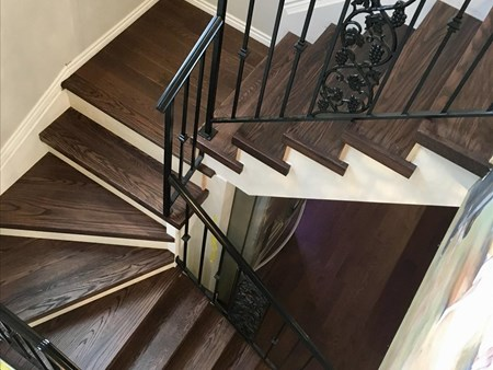 Mercier Hardwood Flooring and stair installation 12988 mercier hardwood flooring and stair installation 1