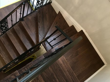 Mercier Hardwood Flooring and stair installation 12988 mercier hardwood flooring and stair installation 2