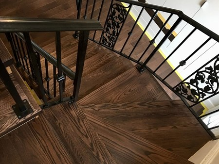 Mercier Hardwood Flooring and stair installation 12988 mercier hardwood flooring and stair installation 3