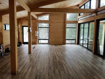 Ideal Flooring Option for your Cottage retreat