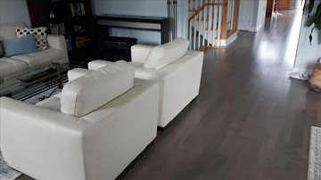 Grey Maple Hardwood Floors
