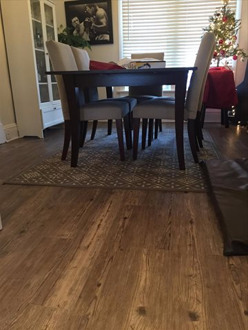 Vinyl Flooring installation in Toronto