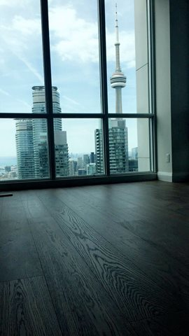 Downtown Toronto Flooring installation- 16 Harbour-Success Tower