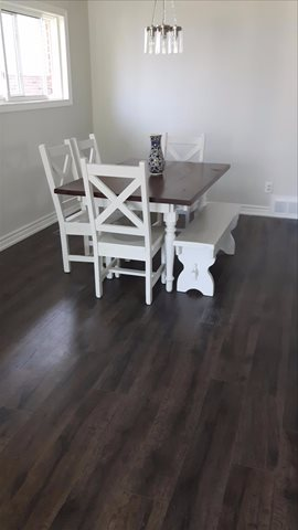Torlys Laminate flooring  installation in Mississauga