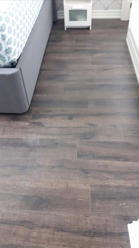 Torlys Laminate Flooring Installation In Mississauga